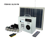 Portable Solar Energy Kit 10W 12V for outdoor activities,USB Port,Charging Laptop,Mobile Phone,Camera,Radio,Bulb,CE,4sets/CTN