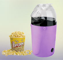 mini caramel popcorn machine sweet hot air customize popcorn maker