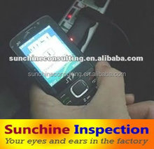 Smart phone/mobile phone pre-shipment inspection/ finial random inspection/industrial inspection services