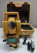 Topcon GPT-3005W Wireless Reflectorless Total Station with Laser Plummet