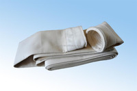 Filter Elements PPS Filter Bags Customized For Biomass Power Plant