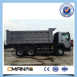 China HOWO brand high quality 6x4 heavy duty 30 ton truck low price sale
