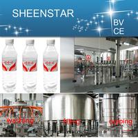 energy saving bottled pure water equipment