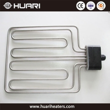 New tubular heater for oven heating element