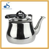 Iranian Samovar Kamjove Stainless Steel Antique Tea Kettle