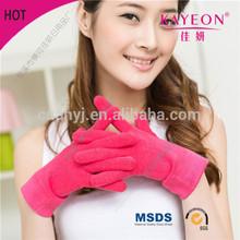 la humedad de silicona guantes de gel de silicona guante