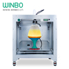 WINBO - No. 1 Brand 3D Printer in China Big 3D Printer Build Size 610x458x610mm High Speed Large 3D Printer
