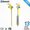 BS052RU 2015 USA best selling waterproof invisible bluetooth earphones