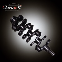 "Forged Stroke 1.870"" Crank Shaft for Mitsubishi Astron 4D56 2.5L Diesel Engine Crankshaft"