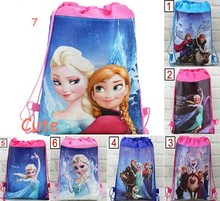 stp40-1 wholesale drawstring backpack frozen drawstring bag usd0.28-0.48/pc exw price if need 24pcs sample sell