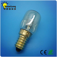 Professional Producing T500C Heat Resistant 25W Oven Lamp Bulb, Oven Lamp, Oven Bulbs