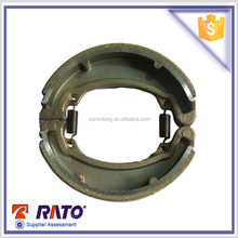 Competitive parts CBT125 motorcycle brake shoes, motorcycle brake shoe, CBT125 brake shoe