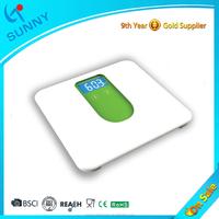 Sunny 2015 New Design 180KG Electronic Digital Bathroom Body Weight Scale
