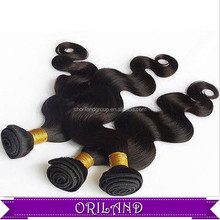 100% Virgin Indian Weft Body Wave Human Hair Extensions 1 Bundles 100g
