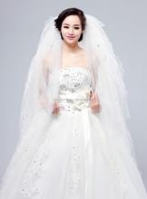 2 meter 10 layer wedding veil, wedding dress veil