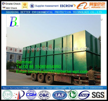 Container, Package ,Integrated Submerged /Sewage Waste WaterTreatment System