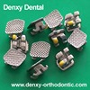 A Quality Mesh base edgewise orthodontic brackets Orthodontic manufacturer dental supply
