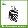 Fashion branded euro tote paper gift bags