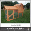 Big eco-friendly wire mesh chinese wooden chicken coop for sale