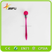 Hot sell stationary bulb promotional gift pen