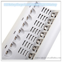 828 Multi-functional 8-slot 1.2V battery charger for AA /AAA NI-MH/NI-CD rechargeable battery