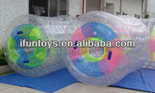 high quality inflatable rolling ball on grass/water