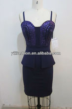 female sexy night dress cocktail dress for fat women