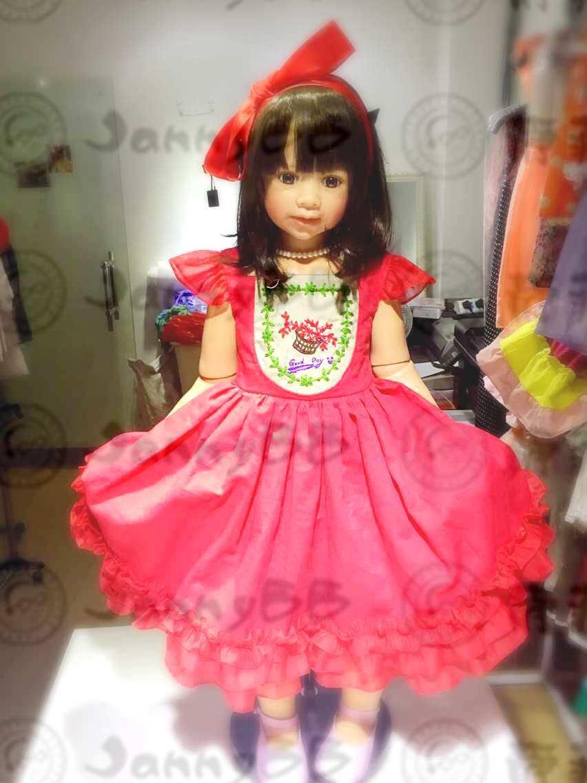 nuevo verano vestido para niña vestido de cumpleaños ropa para niñas ...