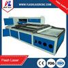 18mm Plywood laser cutting machine