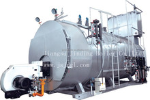 hot sale! factory price European Standards horizontal heavy oil fired steam boiler for feed mill