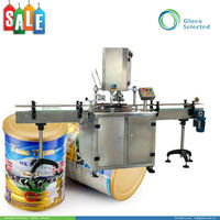 Rotary Type Automatic Diameter Fixed pop-top can sealer