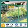 PVC coated ornamental aluminum fence