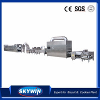 Full Automatic PLC Wafer Biscuit Machine