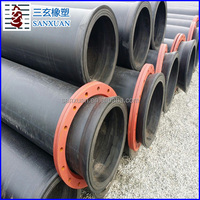High temperature 600mm large diameter HDPE plastic pipe