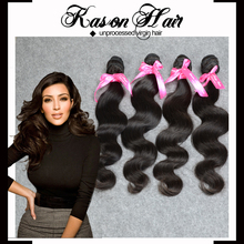 Top Quality Virgin Indian Hair, Best Selling Dreamweaver Indian Hair Wet And Wavy