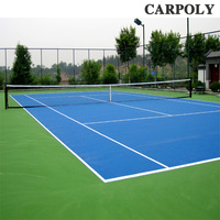 Hot Selling!!! CARPOLY High Performance Exterior Floor Paint
