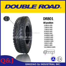 Double Road Brand Truck Tyre 1200r24 for sale