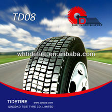 Doublestar manufacture with Reach, E&S mark, Lables,GCC promotion 315/80r22.5 in bulk tube tire for sale