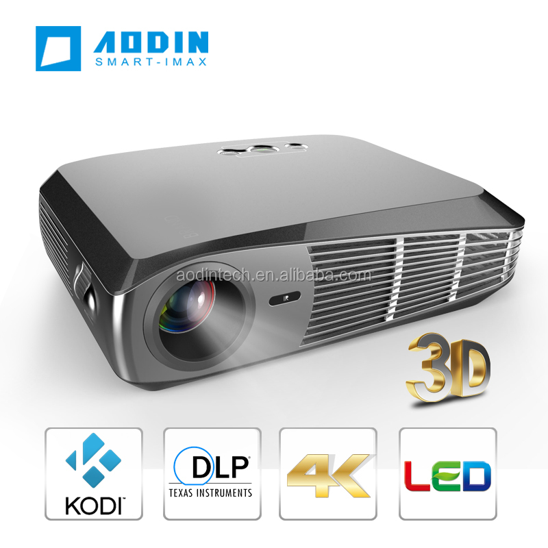 Big screen portable laser led dlp data show video 3d home for Best portable laser projector
