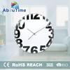 2015 round promotional unique modern cuckoo clock