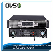 AD8 3U.2channel.2500W ClassH.professional hifi audio power amplifier/China amplifier manufacturer