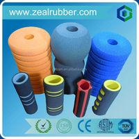 motorcycle rubber foam handle grip cover/Durable Sponge Grip Handle