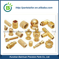 BCK0065 Brass Switch Gear, Machined Parts