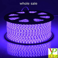 high quality 12v 3528 waterproof/non waterproof uv black light strip led with free samples