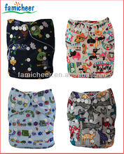Famicheer Breathable One Size Cloth Diaper Manufacturer