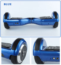 Super waterproof dustproof self balancing scooter CE certification low cost electric scooter