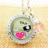 2016 Hot sale new jewellery import china product floating charm wholesale for floating locket