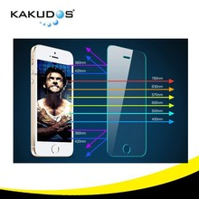 High quality for otao anti blue light glasses tempered glass screen protector for iphone 5 / 5S / 5C