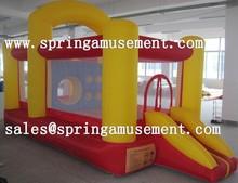 Hot Inflatable mini nylon jumper for kids SP-MB015