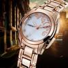 Kingsky gold watches woman KY054-2 ladies dress quartz clock women fashion watch
